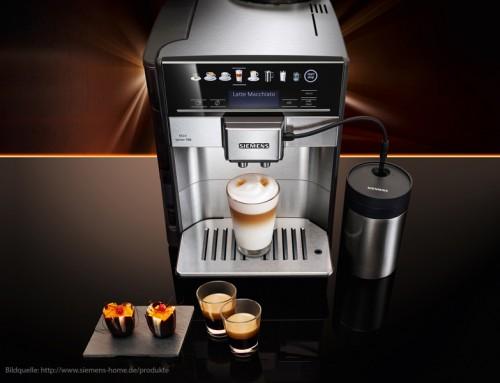 Siemens Kaffeevollautomat EQ.6