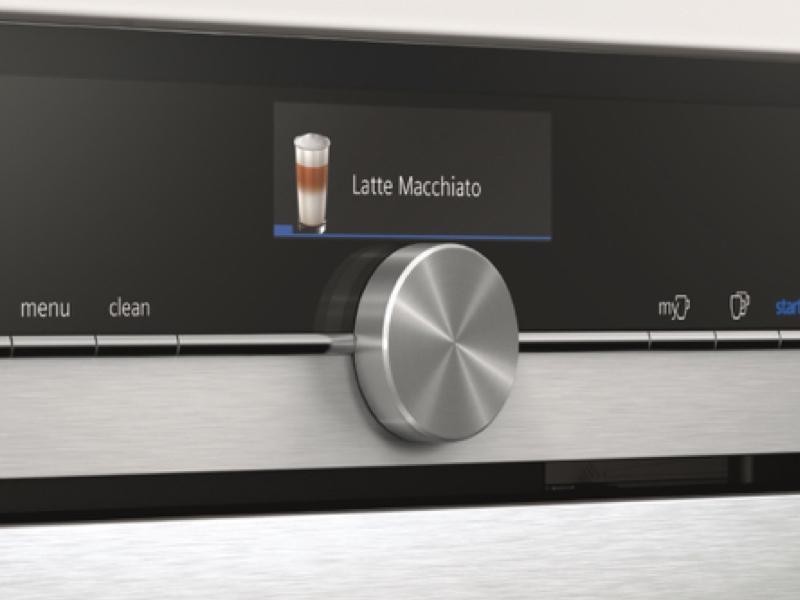 Siemens Einbau Kaffeevollautomat iQ700 – zinosign