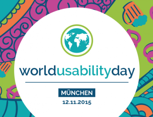World Usability Day München 2015