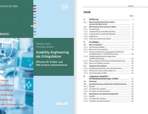 """Buch """"Usability Engineering als Erfolgsfaktor"""""""